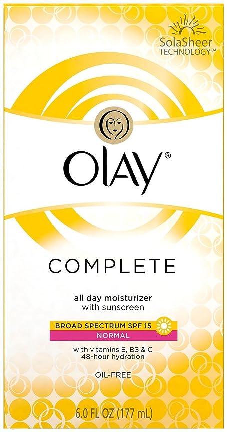 所有権スクランブル豆Olay Complete Daily UV Defense, Beauty Fluid - 6 Oz (並行輸入品)