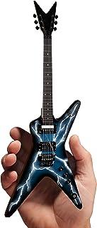 Best FanMerch Guitar Pantera Dimebag Darrell Signature Lightning Bolt Miniature Guitar Replica Review