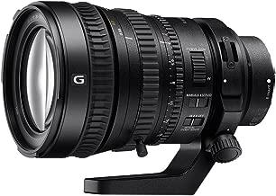 Sony SELP28135G 28-135mm FE PZ F4 G OSS Interchangeable Full-frame E-mount Power Zoom Lens - International Version (No Warranty)