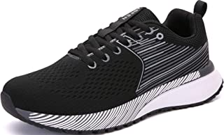 UBEFN Scarpe da Corsa Uomo Donna Ginnastica Sportive Running Sneaker