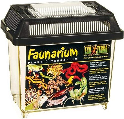 EXO TERRATerrario de Plástico Faunarium Mini