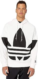 adidas Originals Men's Big Trefoil Hoodie Sweatshirt