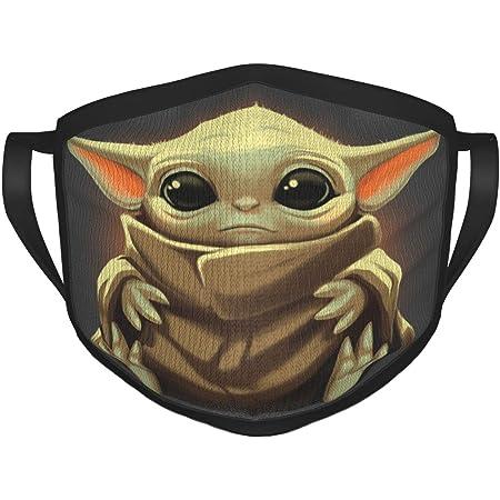 Mundschutz Star Wars Baby Yoda Waschbar Wiederverwendbare Face Mouth Cover Neck Gaiter Bandana Schal Anti Staub Sturmhaube Sonnenschutz Gewerbe Industrie Wissenschaft