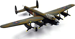 FLOZ British Avro Lancaster MK III Heavy Bomber 1:144 die cast Aircraft Plane Model Pre-Assembled Ariplane Vehicle …