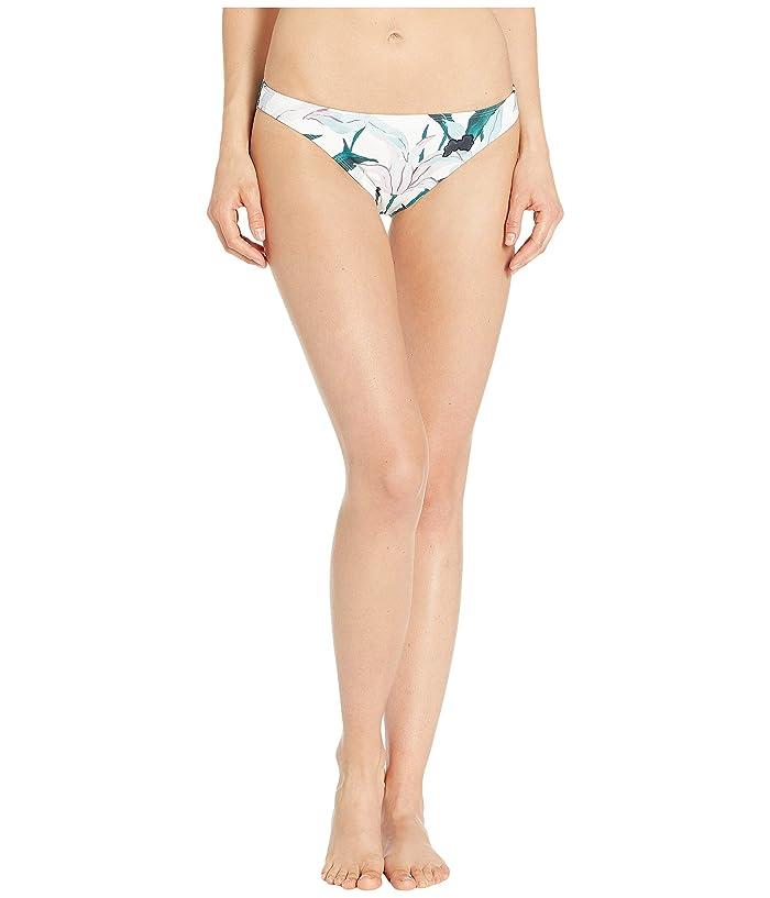 Tory Burch Swimwear Printed Hipster (Desert Bloom White Ground) Women