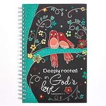 God's Love Wirebound Notebook - Ephesians 3:17