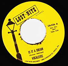 IS IT A DREAM / HURRY HOME (MINT 7