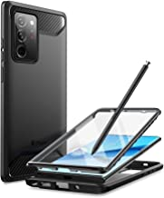 Clayco Xenon Series Designed for Samsung Galaxy Note 20 Ultra Case, [Built-in Screen Protector] Full-Body Rugged Cover Com...