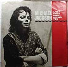 Michael Jackson 45 RPM I Just Can't Stop Loving You (with spoken intro) / Baby Be Mine