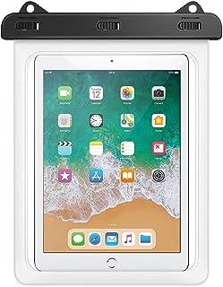 防水ケース HeySplash 防水カバー タブレット 12インチ以下対応 タッチパネル操作可 iPad Air4 2020 10.9/iPad Pro11 2021/2020/2018/iPad Air3 10.5/Surface Go2 1...
