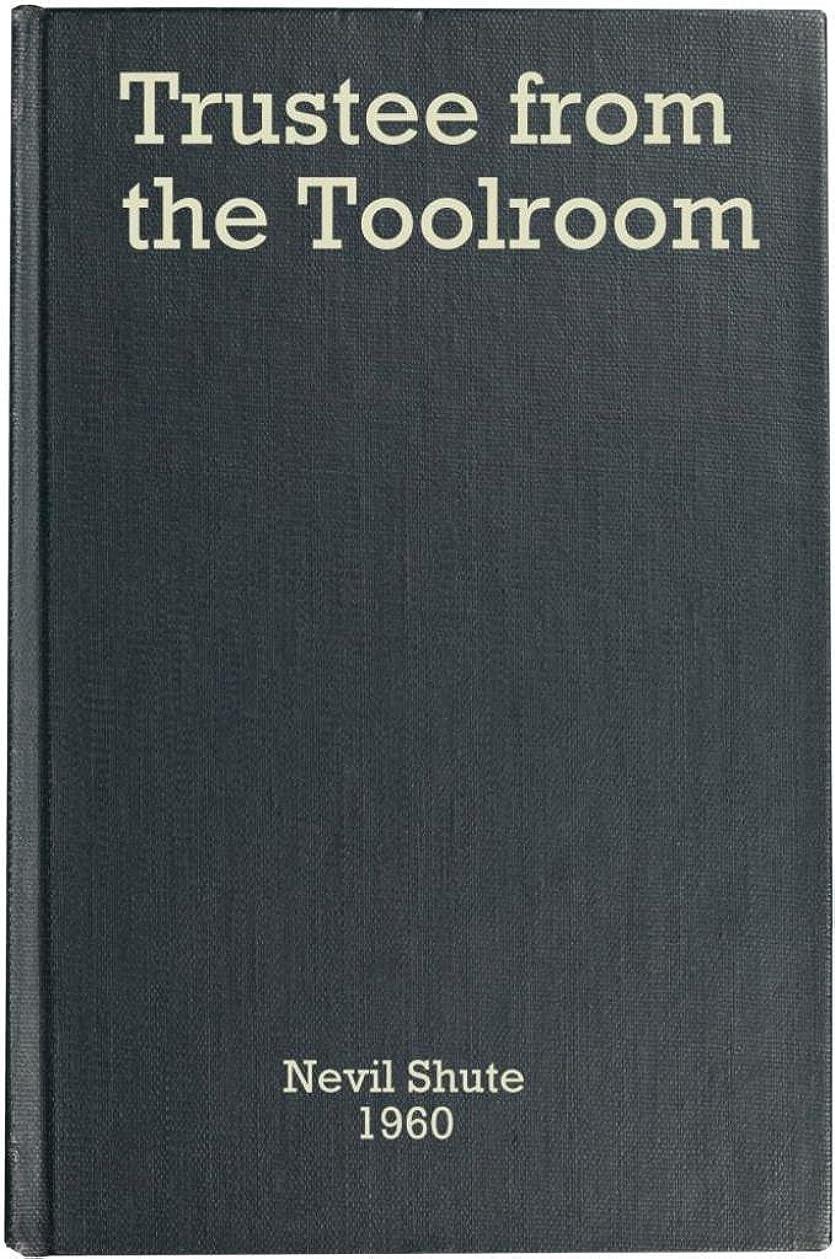 代表して詳細に刈るTrustee from the Toolroom (English Edition)