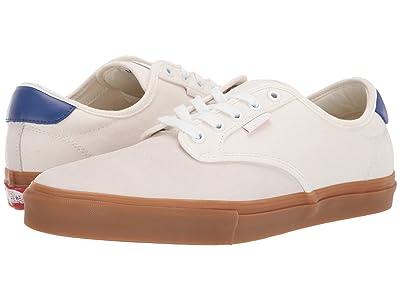 Vans Chima Ferguson Pro (Marshmallow/Gum) Skate Shoes