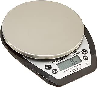 Taylor Precision Products 1020NFS Aquatronic Digital Scale, 11 lb.