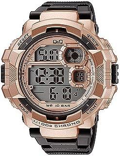 Q&Q Sport Watch For Men Digital Silicone - M143J006Y