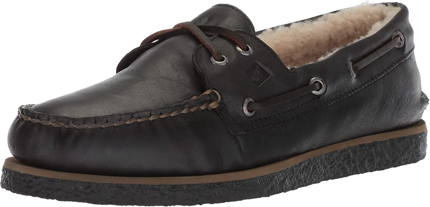 SPERRY Men's A O 2-Eye Winter Boat shoes