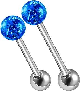 Best sapphire nipple rings Reviews