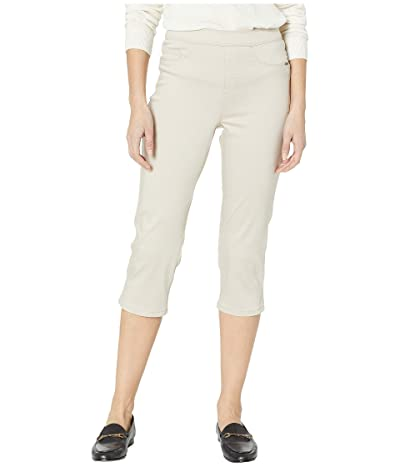 FDJ French Dressing Jeans D-Lux Denim Pull-On Capris in Almond (Almond) Women