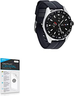 BoxWave Corporation LG Watch W7 (W315) Screen Protector, [ClearTouch Crystal (2-Pack)] HD Film Skin - Shields from Scratch...