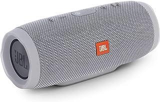 JBL Charge 3 - Altavoz Bluetooth inalámbrico portátil estéreo con batería Recargable, Color Gris