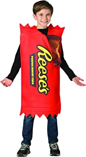 Child's Classic Reese's Cup Pack Chocolate Candy Costume