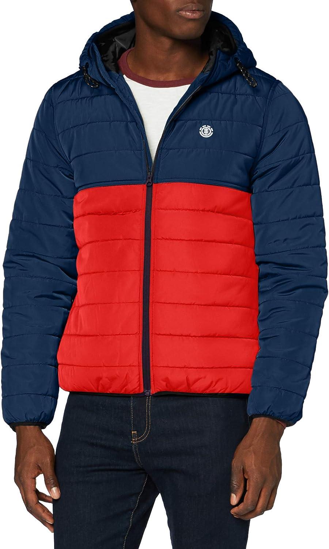 Element Alder Puff Fundament - Jacket Para Hombre Chaqueta Parka Hombre