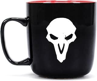 Overwatch Mug Reaper Half Moon Calici Tazze