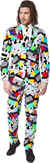 OppoSuits Men's Flaminguy-Party/Costume Suit