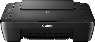 Canon PIXMA MG2555S printer kleureninkjetprinter multifunctioneel apparaat DIN A4 (scanner, kopieerapparaat, USB, 4.800 x ...