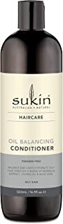 Sukin - Oil Balancing Condioner for Oily Hair (500ml)