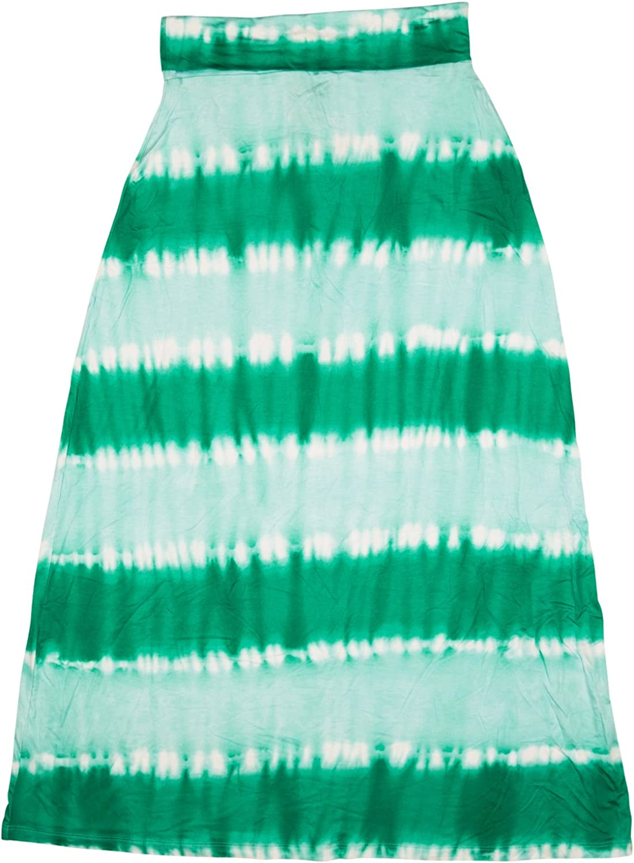 Design History Womens Foldover Waist Maxi Skirt