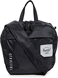 Herschel Supply Co. Men's Ultralight Crossbody Bag, Black, One Size