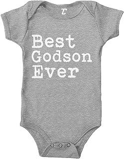 Best Godson Ever - Birthday Gift Bodysuit