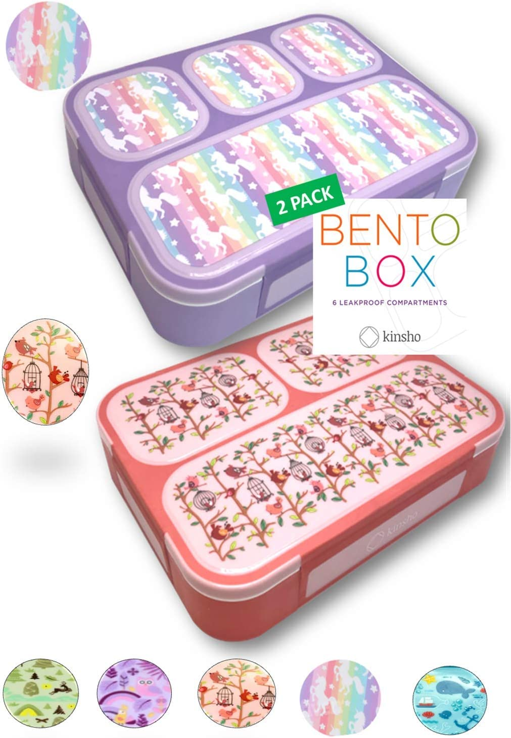Bento Latest Ranking TOP12 item Box Lunch Boxes for Girls Toddler Snack P Containers
