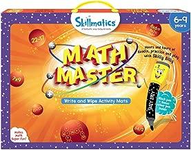 Skillmatics Educational Game : Math Master (6-9 Years) | Creative Fun Activities for Kids