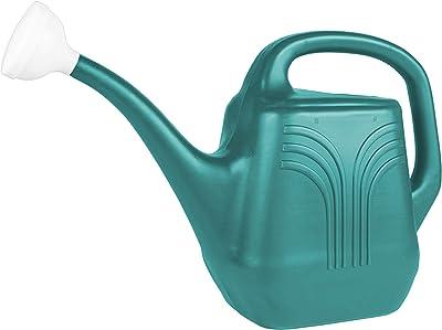 Bloem Watering Can Classic (JW82-26), Bermuda Teal Green, 2 Gallon (256 Fl Oz)