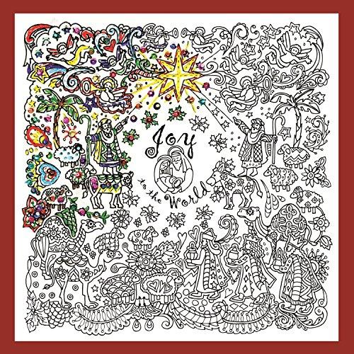 Mehrfarbig Design Works Crafts zenbroidery Weihnachten Gewinde Trim Pack Stickerei-Set