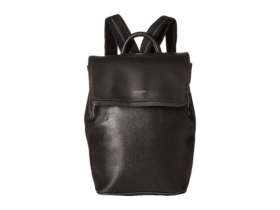 Matt & Nat Vintage Fabi Mini (Black) Handbags