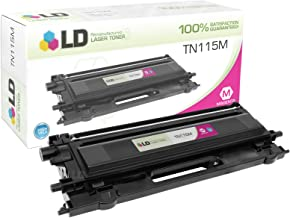 LD Compatible Toner Cartridge Replacement for Brother TN315M High Yield (Magenta)