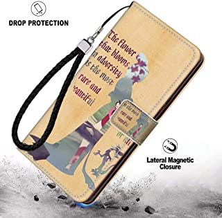 Wallet Cover Case Compatible iPhone 11 (2019) [6.1 Inch] Hua Mulan Flip