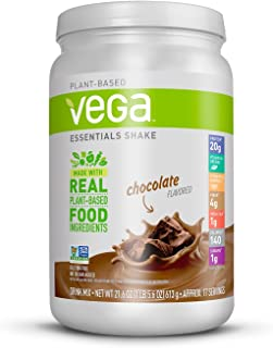 vegan chocolate shakeology label