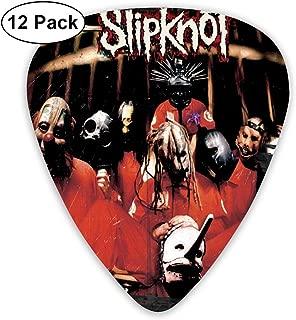 JOHNATHANGRIFFIN Slipknot Guitar Picks Premium Pack Assorted Thin/Medium/Heavy 12-Pack