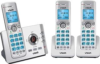 VTech CLS17552 3-Handset DECT 6.0 Cordless Phone