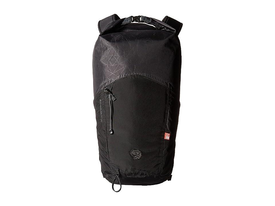 Mountain Hardwear Scrambler RT 20 OutDry(r) Backpack (Black) Backpack Bags