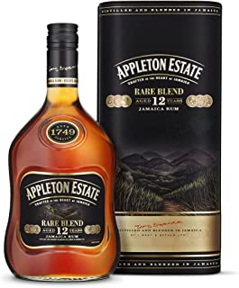 Appleton Estate Rare Blend Rum 12 Jahre 1 x 0.7 l