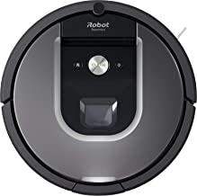 iRobot - Roomba 960 Wi-Fi Connected Mapping Robot Vacuum - Works with Alexa, Ideal for Pet Hair, Carpets, Hard Floors - Gr...