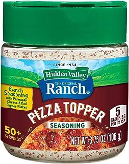 Hidden Valley Ranch Pizza Topper Seasoning, 3.75 ounce