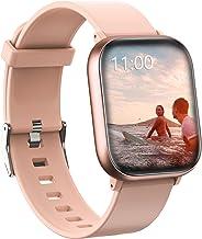 ساعت هوشمند ، ساعت های هوشمند مردانه PUBU برای آقایان برای گوشی های آندروید و تلفن های iOS سازگار با آیفون سامسونگ ، ردیاب تناسب اندام با مانیتور اکسیژن فشار خون ، مانیتور خواب گام شمارنده کالری