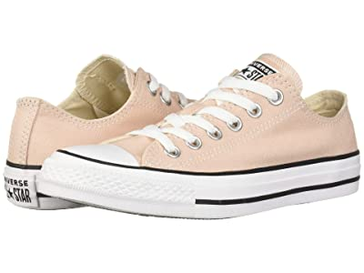 Converse Chuck Taylor All Star Seasonal Ox (Particle Beige) Athletic Shoes