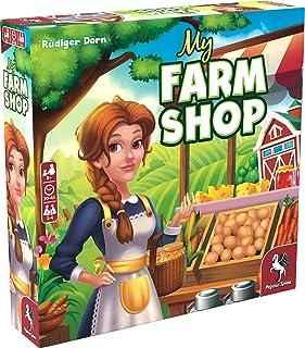 Pegasus Spiele 51977G - My Farm Shop