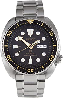 Seiko Mens Prospex Diver Analog Sport Automatic JAPAN Watch (Imported) SRP775J1